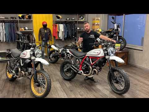 2019 Ducati Scrambler Desert Sled - AMS Ducati Dallas