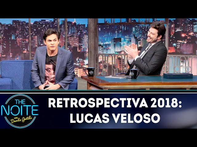 Retrospectiva 2018: Lucas Veloso | The Noite (18/02/19)