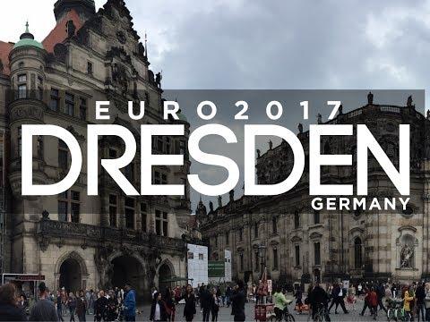 Travel Vlog 14: Euro2017: Dresden, Germany