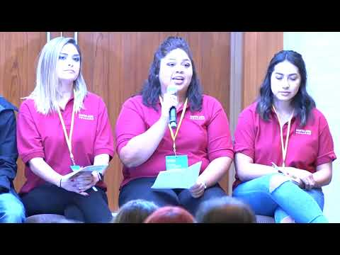 """Thumbnail for the embedded element """"Santa Ana College OER Student Panel OpenEd 2017"""""""