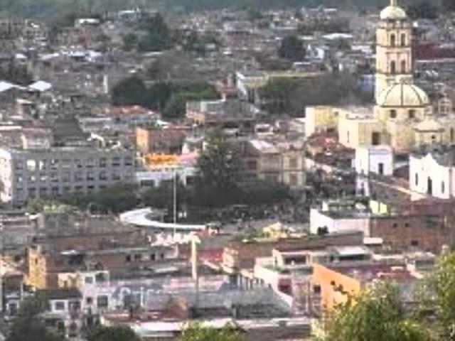 el aretes el toron de michoacan 2012