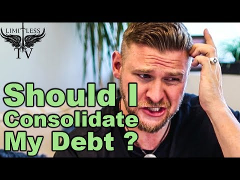 Is Debt Consolidation A Good Thing?