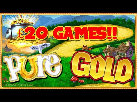 Pure Gold ** BIG GAMBLES **