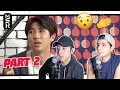 GUYS REACT TO BTS ' 'Bangtan Dinner Party #2018BTSFESTA' Pt.2