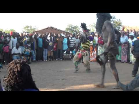 Gule Wamkulu - Malawi