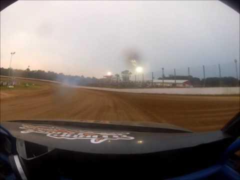 Eagle Valley Speedway Hornet Heat #3 8/18/16. Northern Hornet Swarm