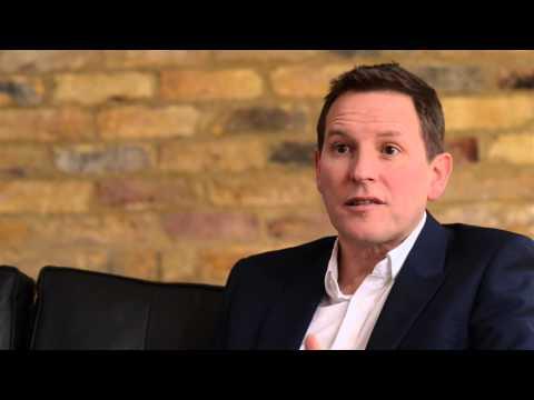 Richard Robinson | Managing Partner | Oystercatchers