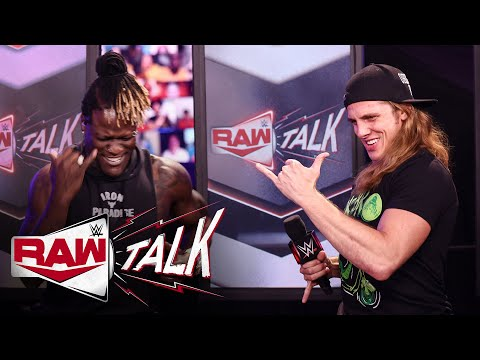 Riddle wants Randy Orton back in his life: WWE Raw Talk, July 12, 2021