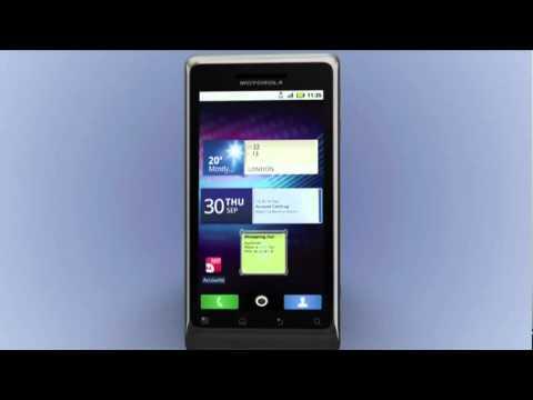 Motorola Milestone 2- Promo video