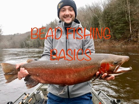 How To Bead Fish For BIG Steelhead