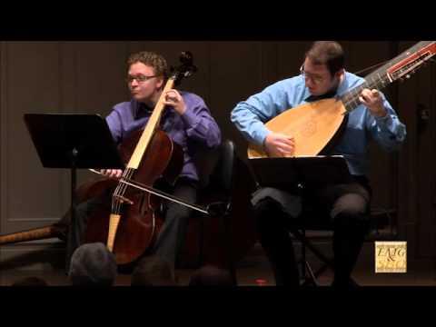 Handel: Sonata in g minor: Allegro