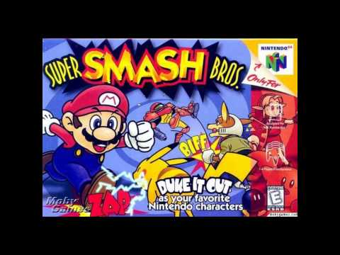 Super Smash Bros OST - Game Over