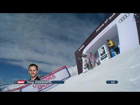 Men's GS Race 1 2017 FIS Alpine World Ski Championships, St. Moritz