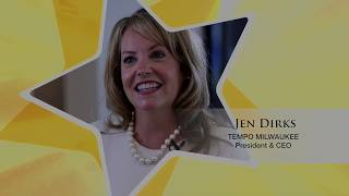Jen Dirks - 2018 Milwaukee's Stars Merengue