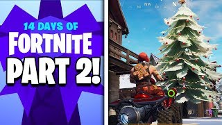 *NEW* 14 Days of Fortnite (Part 2) RETURNS! NEW REWARDS & GIFTS COMING TO FORTNITE OR SAME STUFF?