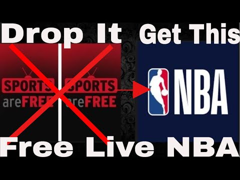 Drop Sportsarefree.xyz | Get Live NBA Games |Great Site That Has HD NBA Games. Good For All Devices