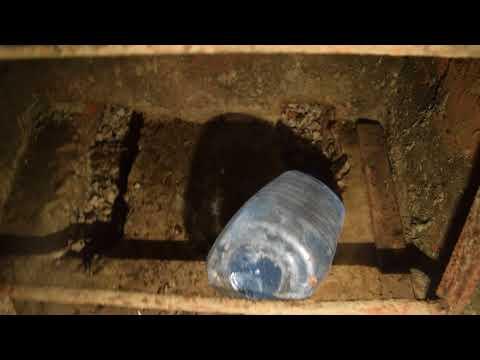 Новый метод избавиться от воды на полу подвала