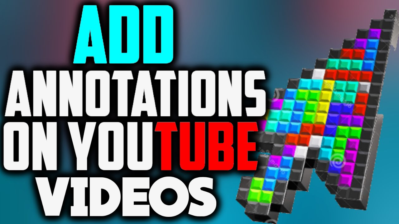 How To Add Annotations On Youtube Videos Using Android