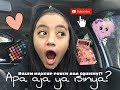 My makeup pouch- Nayla Denny Purnama