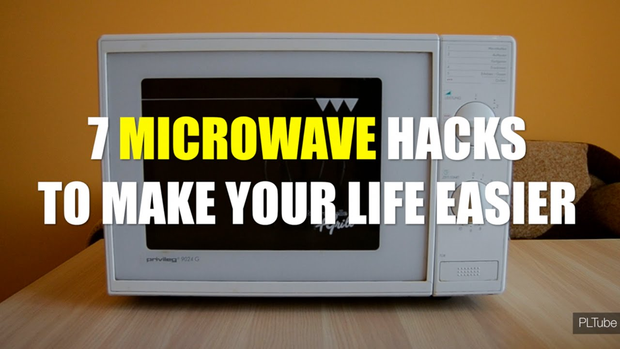 If You Own A Microwave, Then You Absolutely Must See This Video