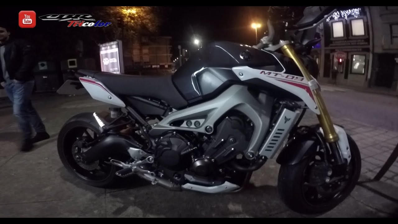 yamaha mt 09 fz 09 street rally test drive wheelies. Black Bedroom Furniture Sets. Home Design Ideas