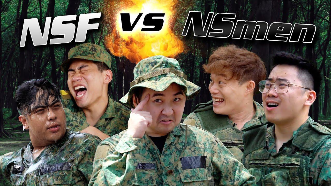 NSFs vs NSmen