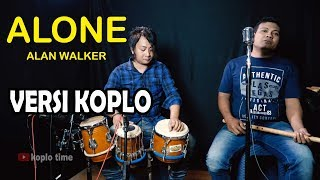 Download lagu ALONE versi DANGDUT KOPLO MP3