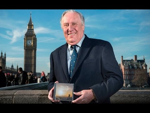 Frederick Forsyth Life Story Interview 2016 - Author / Fallen Soldier