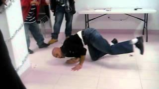 Andy's Break Dance part 4 12/22/11