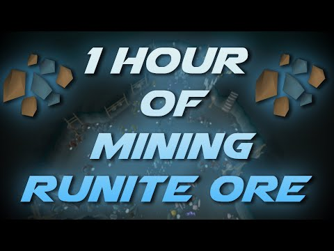 Mining Runite Ore | Testing OSRS Wiki Money Making Methods