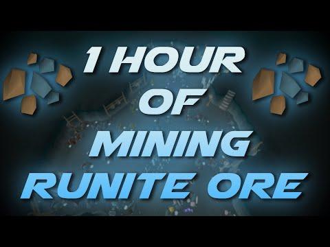 Mining Runite Ore | Testing OSRS Wiki Money Making Methods