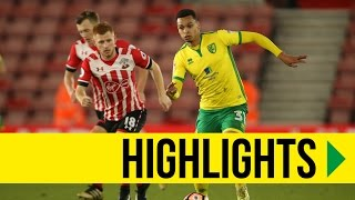 Repeat youtube video EMIRATES FA CUP HIGHLIGHTS: Southampton 1-0 Norwich City