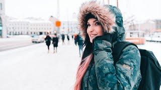Das erste Mal im Schnee (mit Fahrlehrer Felix)