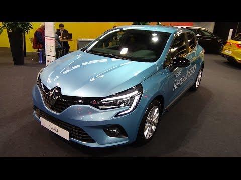 2020 Renault Clio Intens TCe 100 - Exterior And Interior - Auto Zürich Car Show 2019