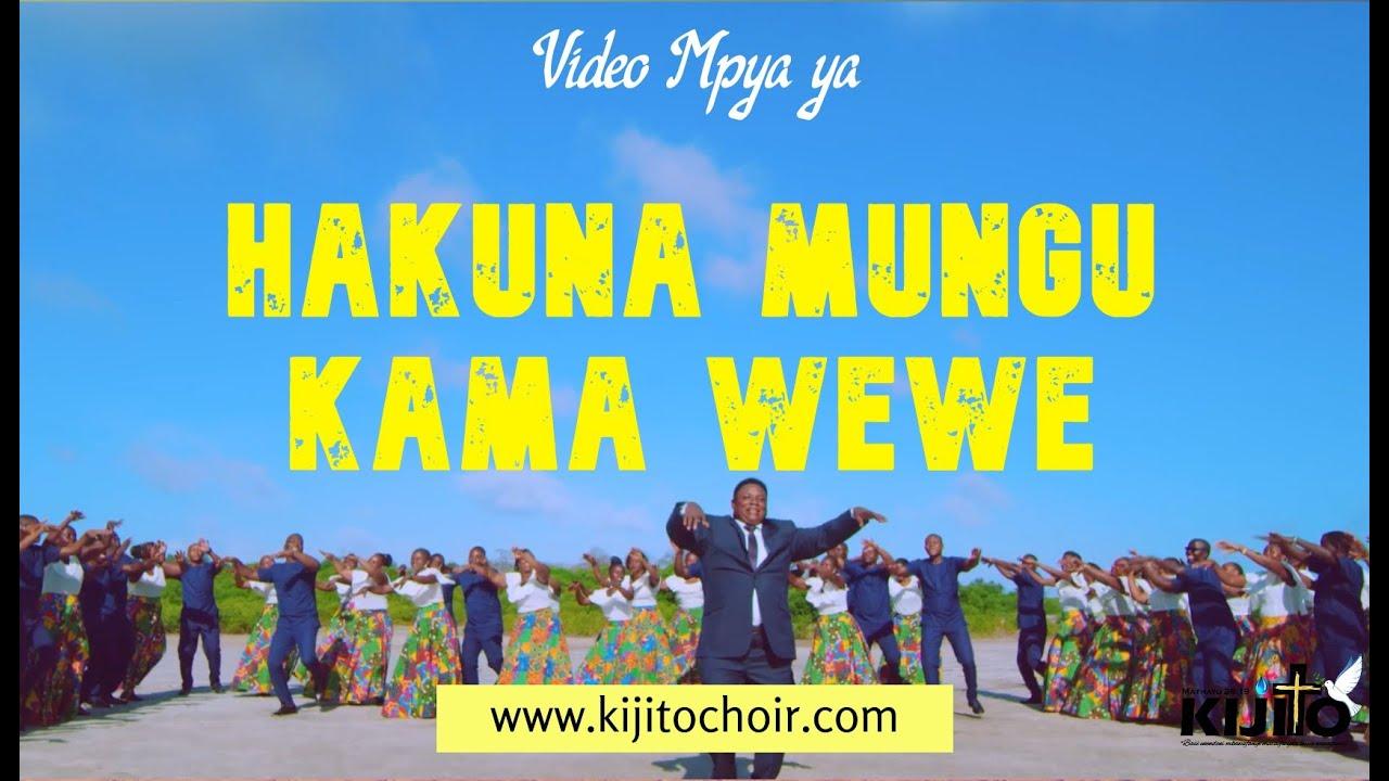 Download KWAYA YA UINJILISTI KIJITONYAMA    HAKUNA MUNGU KAMA WEWE   OFFICIAL VIDEO