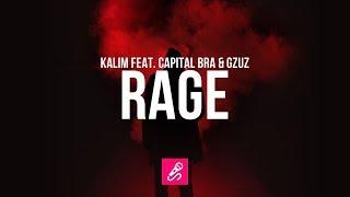 KALIM feat. CAPITAL BRA & GZUZ  - RAGE [2018] Free Beat