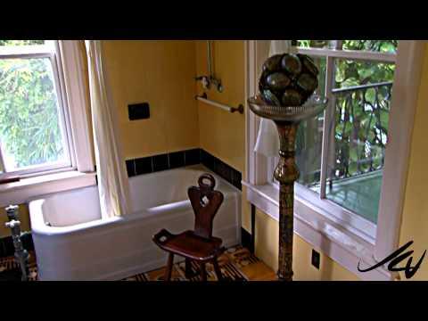 Ernest Hemingway House and Museum National Historic Landmark - YouTube HD
