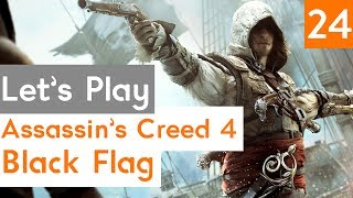Assassin Creed IV Black Flag (AC4) Playthrough Part 24 - The Gunpowder Plot -