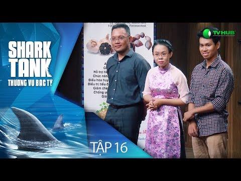 "SHARK VƯƠNG VÀ THƯƠNG VỤ ""I AM VƯƠNG"" | TẬP 16 [FULL] SHARK TANK VIỆT NAM | VTV 3"
