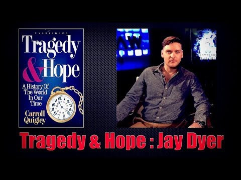Richard Grove of Tragedy & Hope: Jay Dyer on The Deep End-Esoteric Hollywood (Half)