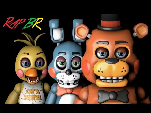 Rap do Five Nights At Freddy's 1