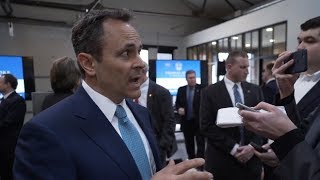 Kentucky Governor Blames Violent Games For Violence