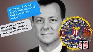 Los Mensajes de Texto del FBI demuestran que se intentó llevar a cabo un Complot contra Trump