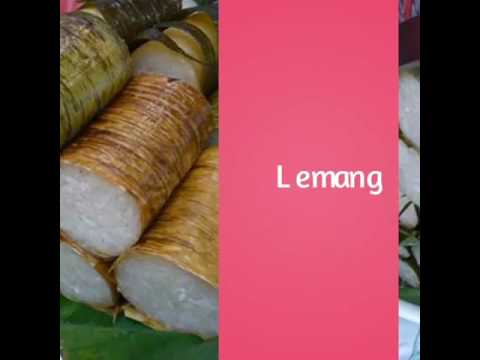 Top 5 food in malaysia (travel guide)