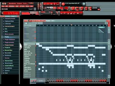 AloneBeats - Eminem - Go to sleep (Remake Fl Studio )