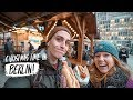 Our First GERMAN CHRISTMAS MARKET! 🎅🇩🇪+ Berlin Apartment Tour!