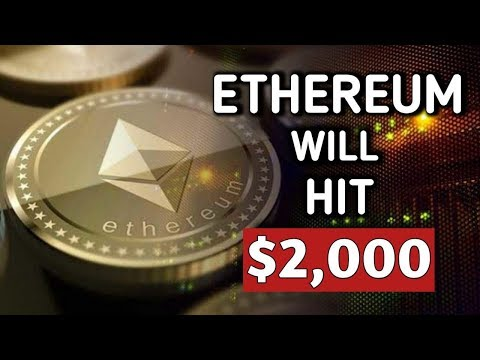 Ethereum Price Prediction 2019 | When It's Going To Reach $2000? Next Bull Run Price Predictions.