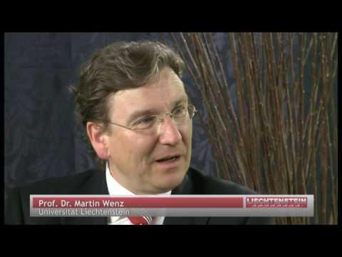 """Liechtenstein LIVE mit Prof. Dr. Martin Wenz: """"Panama Papers"""""""