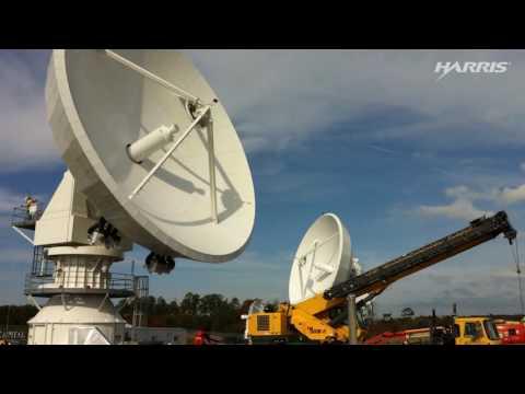 Harris Corporation - GOES-R Ground Antennas