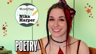 Wordplay with Nika Harper #2: A Primer On Poetry